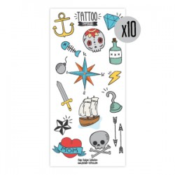 Pochette Tattoo b boy