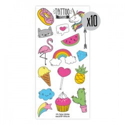 Pochette Tattoo b girl
